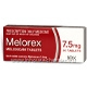 Melorex (Meloxicam 7.5mg) 30 Tablets/Pack