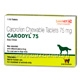 Carodyl (Carprofen 75mg) 6 Tablets/Pack