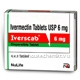 Iverscab (Ivermectin 6mg) Tablets