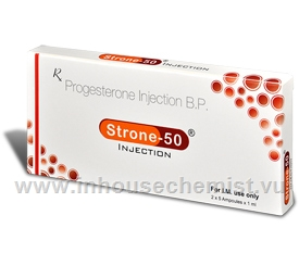 Strone-50 Injection 10 x 1ml Ampoules/Pack