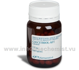 Calcitriol-AFT 0.25mcg 100 Capsules/Pack
