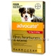 Advocate for Dogs 10-25kg 3 Tubes