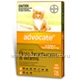 Advocate for Kittens & Small Cats up to 4kg 6 Tubes