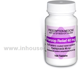 Panzop Relief 40mg 100 Tablets/Pack