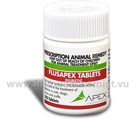Flusapex 40mg 100 Tablets/Pack