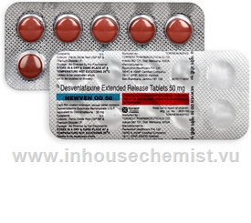 Newven (Desvenlafaxine 50mg) 10 Tablets/Strip