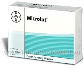 Microlut 84 Tablets/Pack