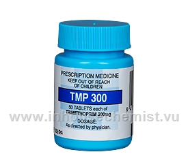 TMP 300 (Trimethoprim 300mg) 50 tablets/Pack
