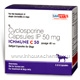 Ichmune C (Cyclosporine 50mg) Capsules for Dogs