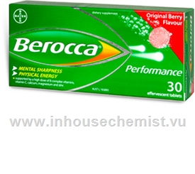 Berocca Performance 30 Tablets/Pack