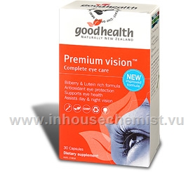 Premium Vision (Bilbery and Lutein)
